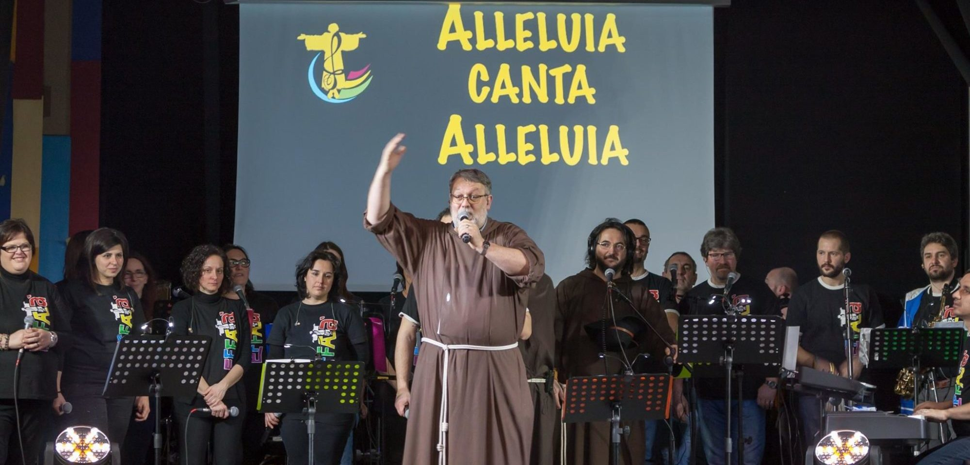 Effata Franciscan Band in concerto